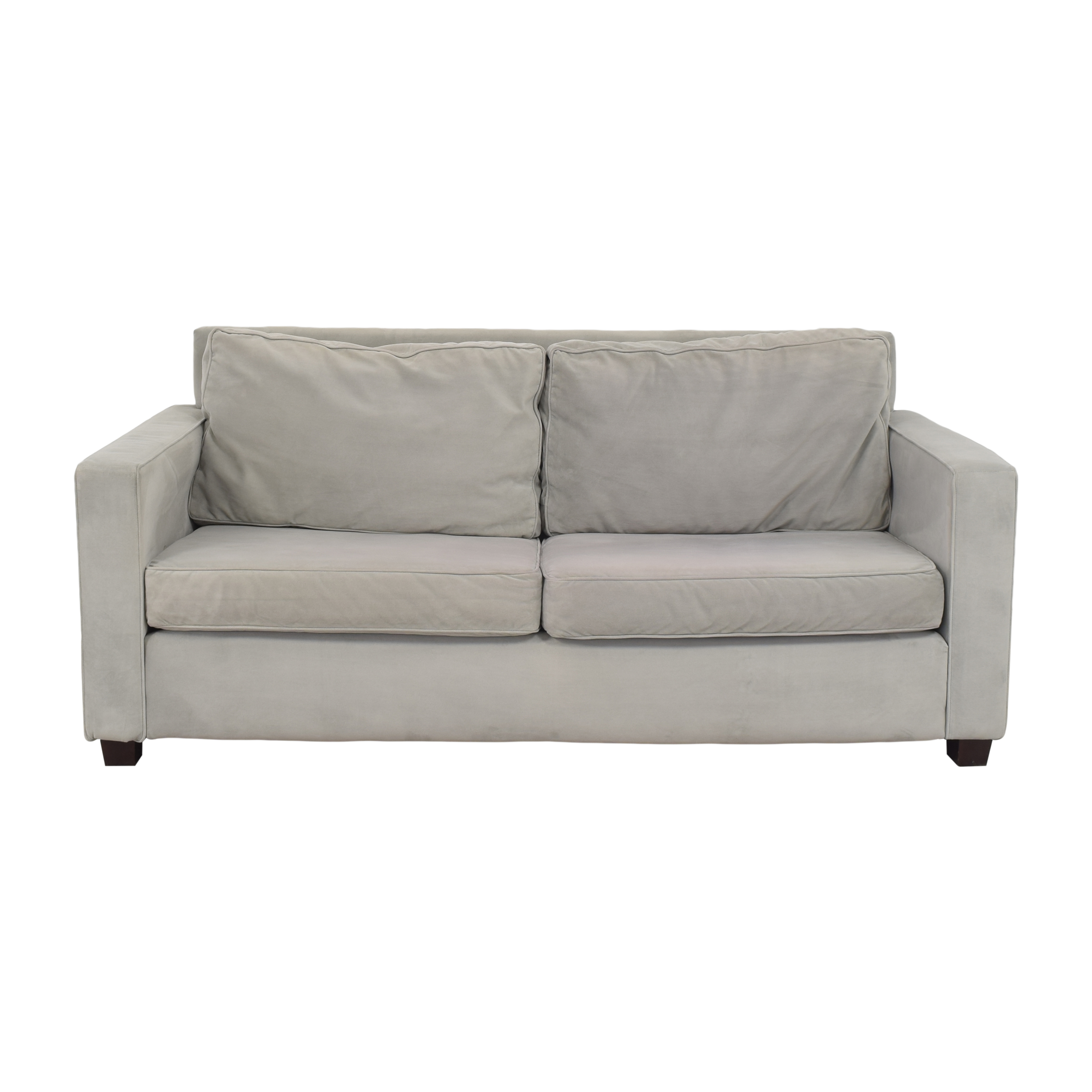 Albany Industries Two Cushion Sofa Albany Industries