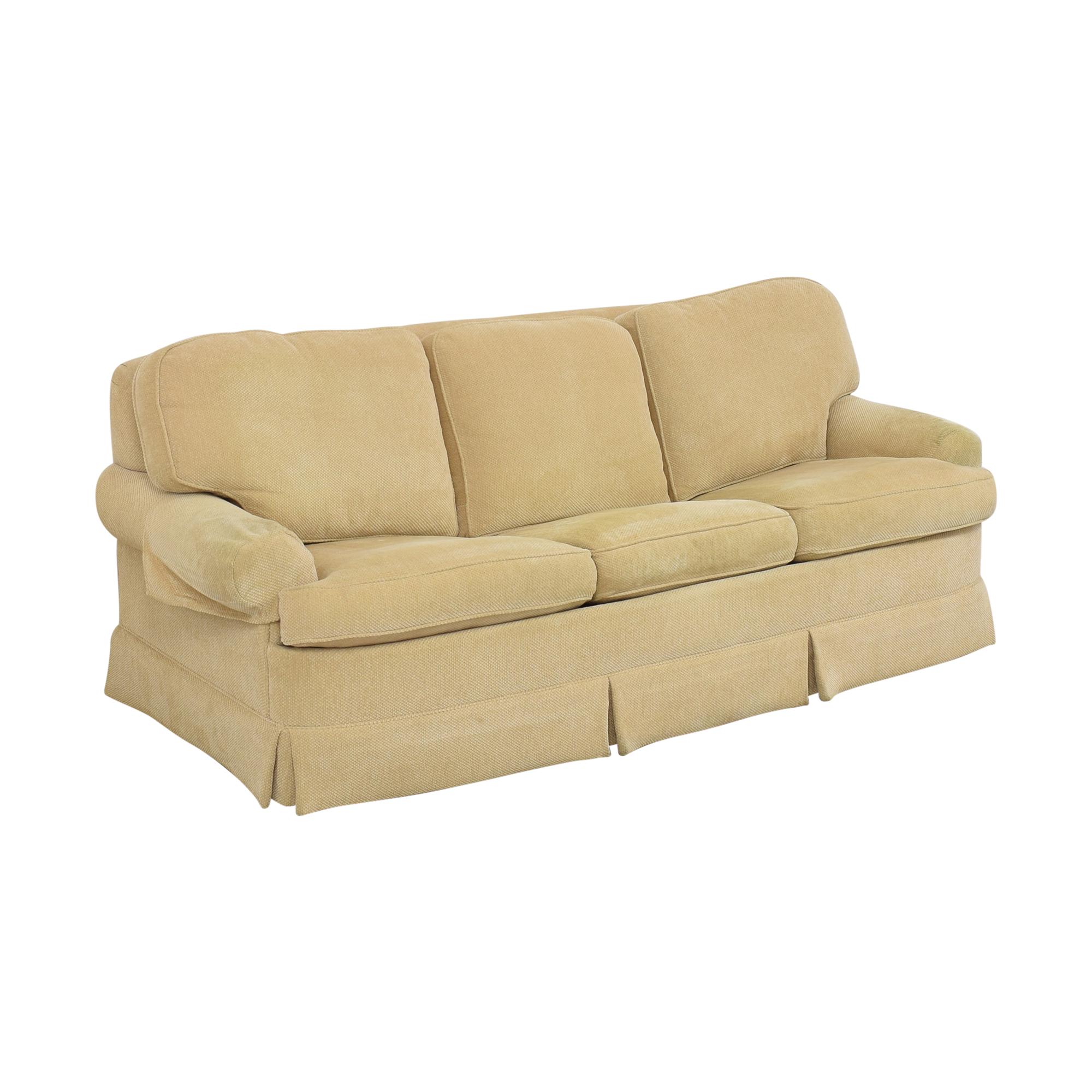 shop Ralph Lauren Roll Arm Sleeper Sofa Ralph Lauren Home