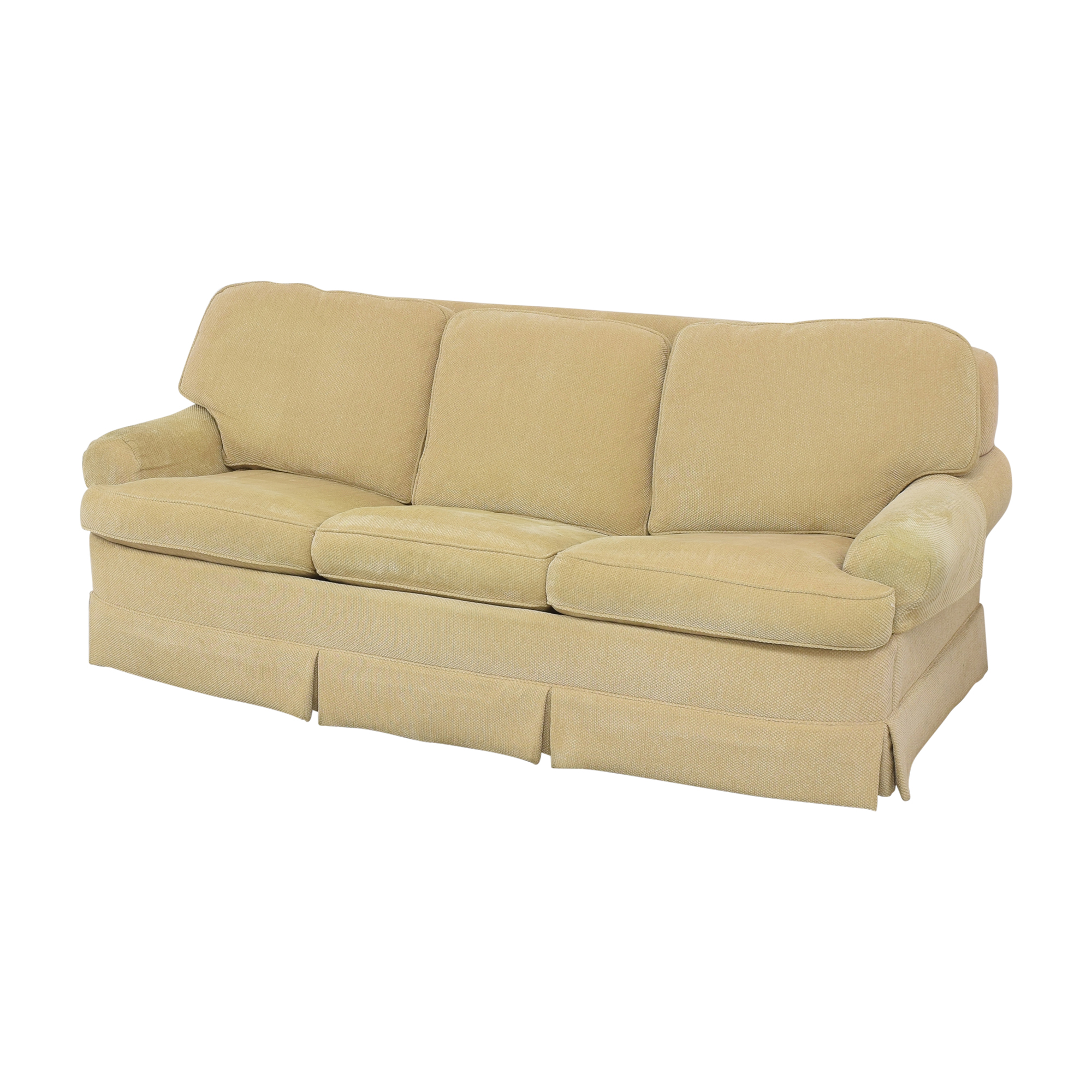 Ralph Lauren Home Ralph Lauren Roll Arm Sleeper Sofa for sale