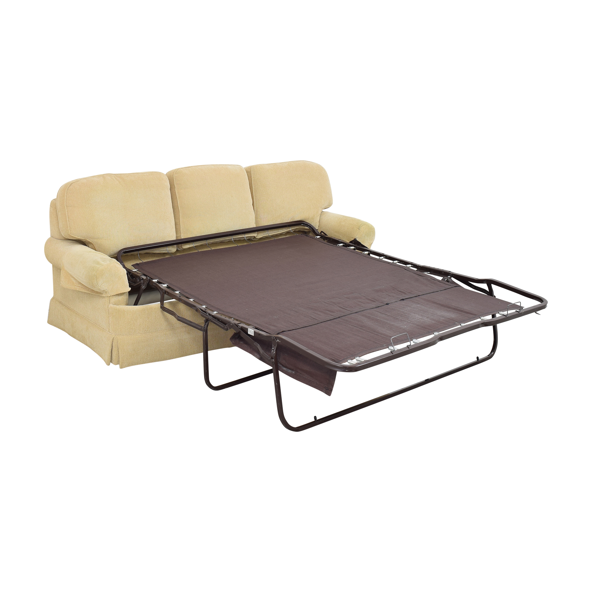 Ralph Lauren Home Ralph Lauren Roll Arm Sleeper Sofa on sale