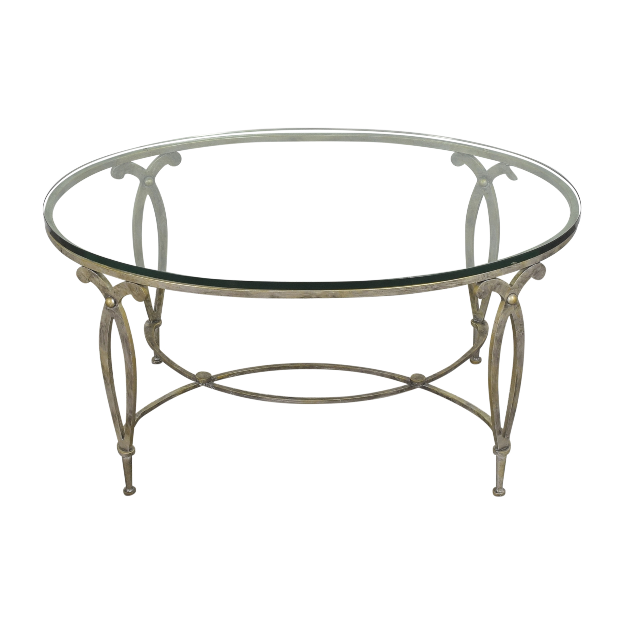 Oval Coffee Table dimensions