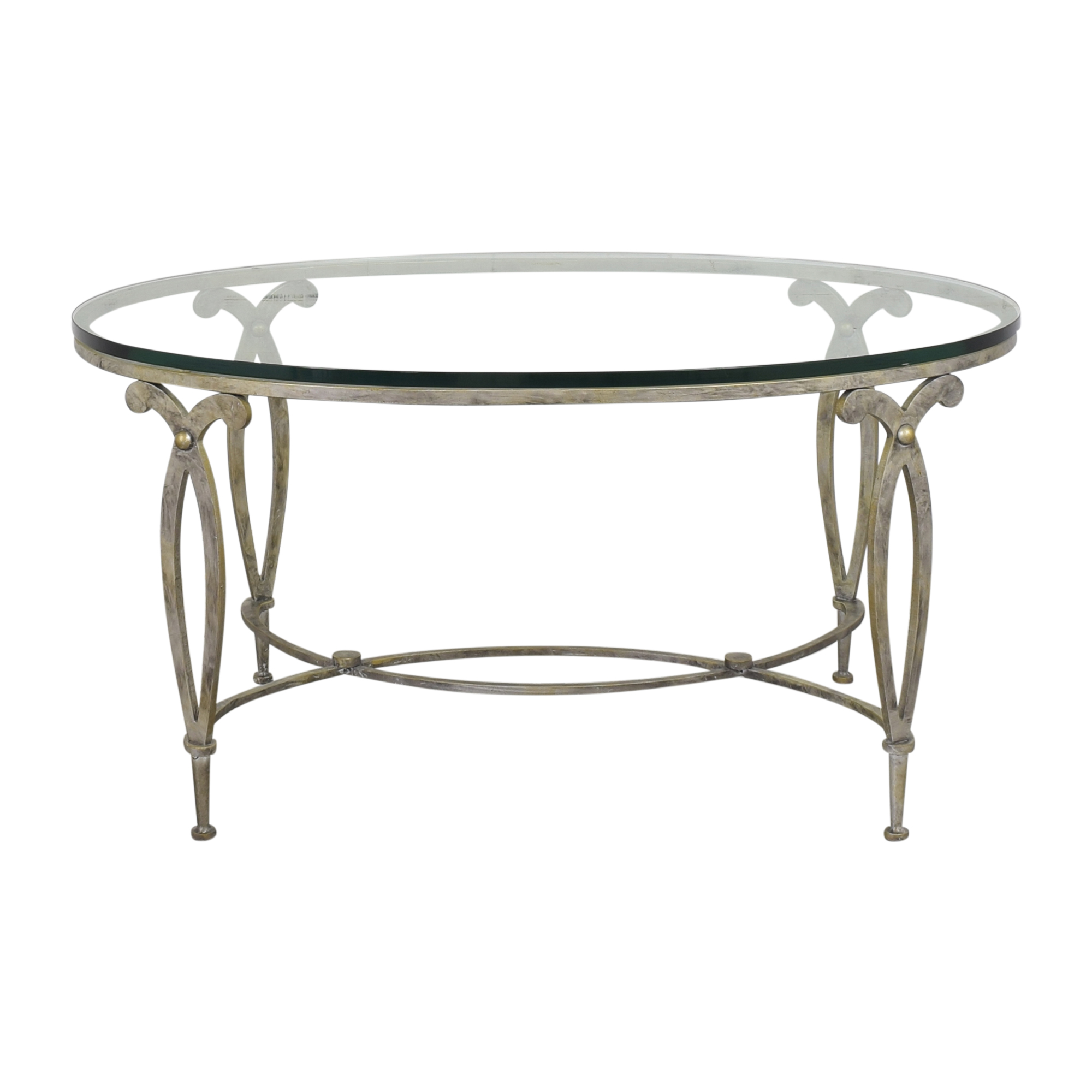 Oval Coffee Table / Tables
