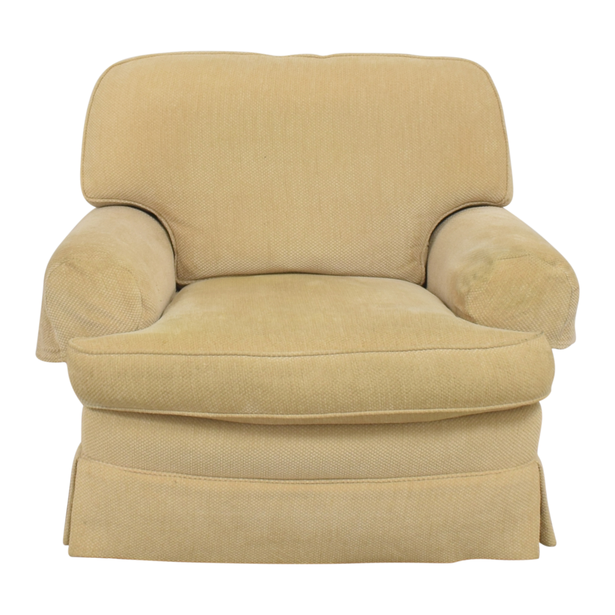Ralph Lauren Home Chair with Ottoman / Accent Chairs
