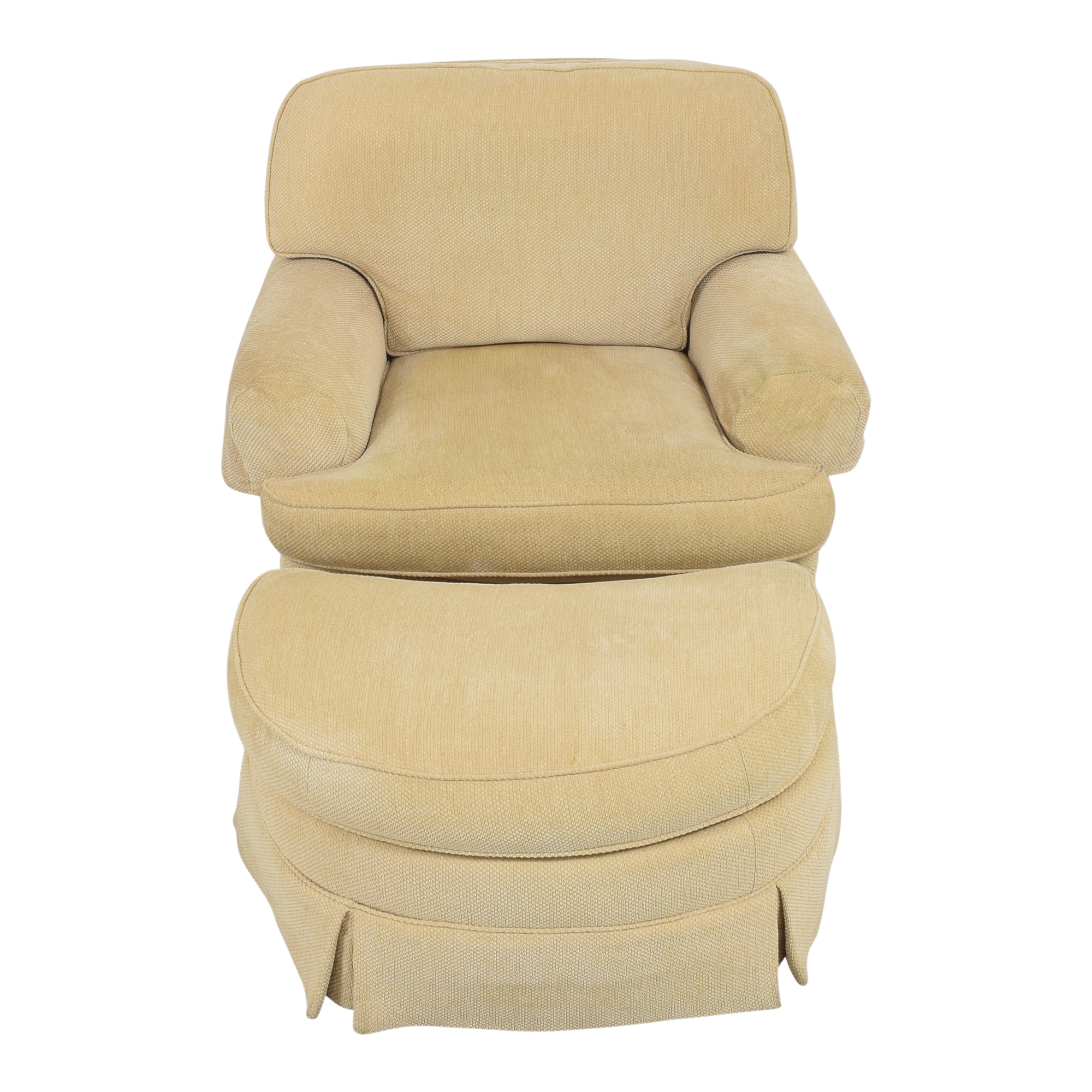 buy Ralph Lauren Home Chair with Ottoman Ralph Lauren Home Chairs