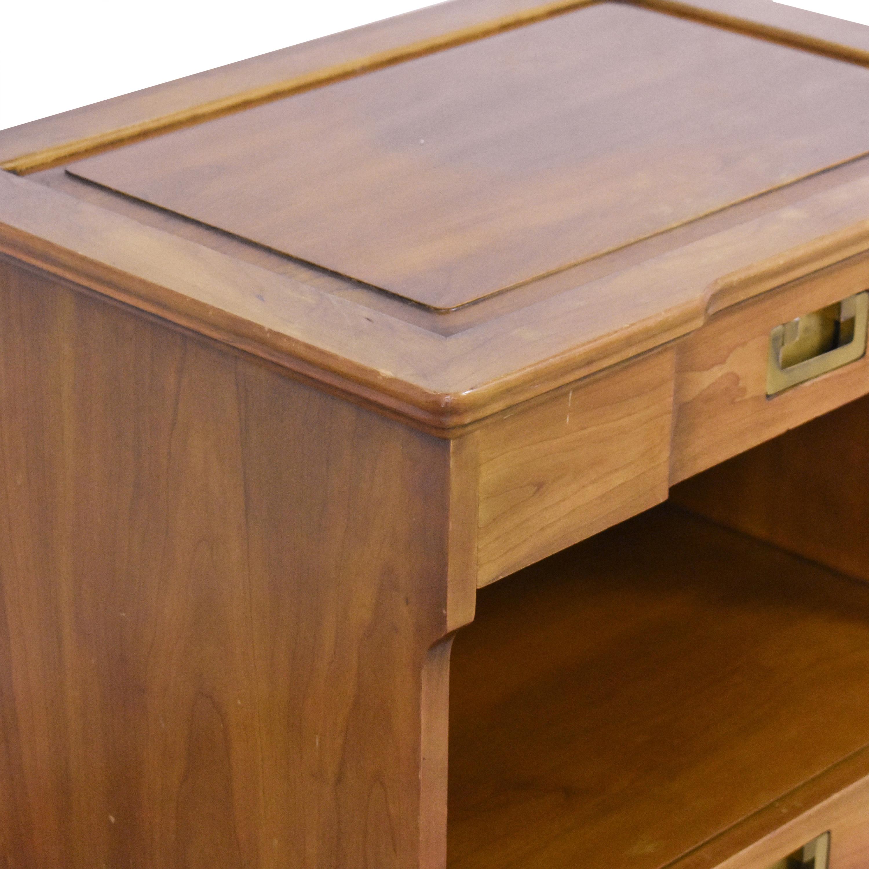 buy John Widdicomb Co. Midcentury Nightstand John Widdicomb Co. Tables