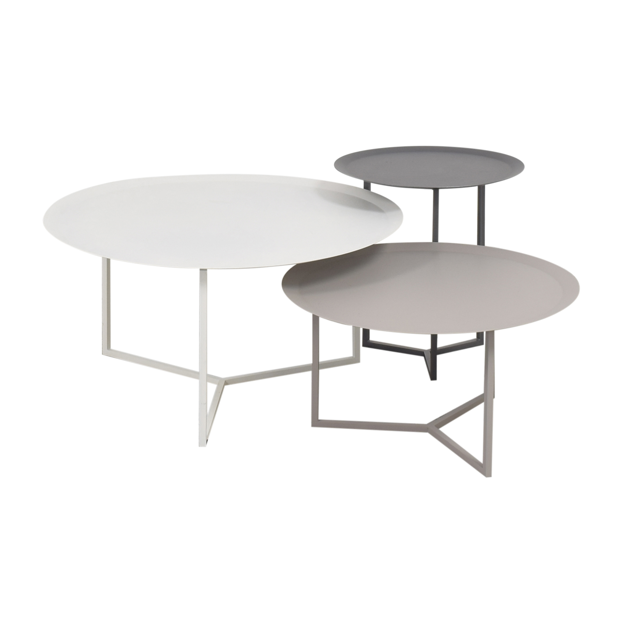 Trica Trica Tam Tam Accent Tables used