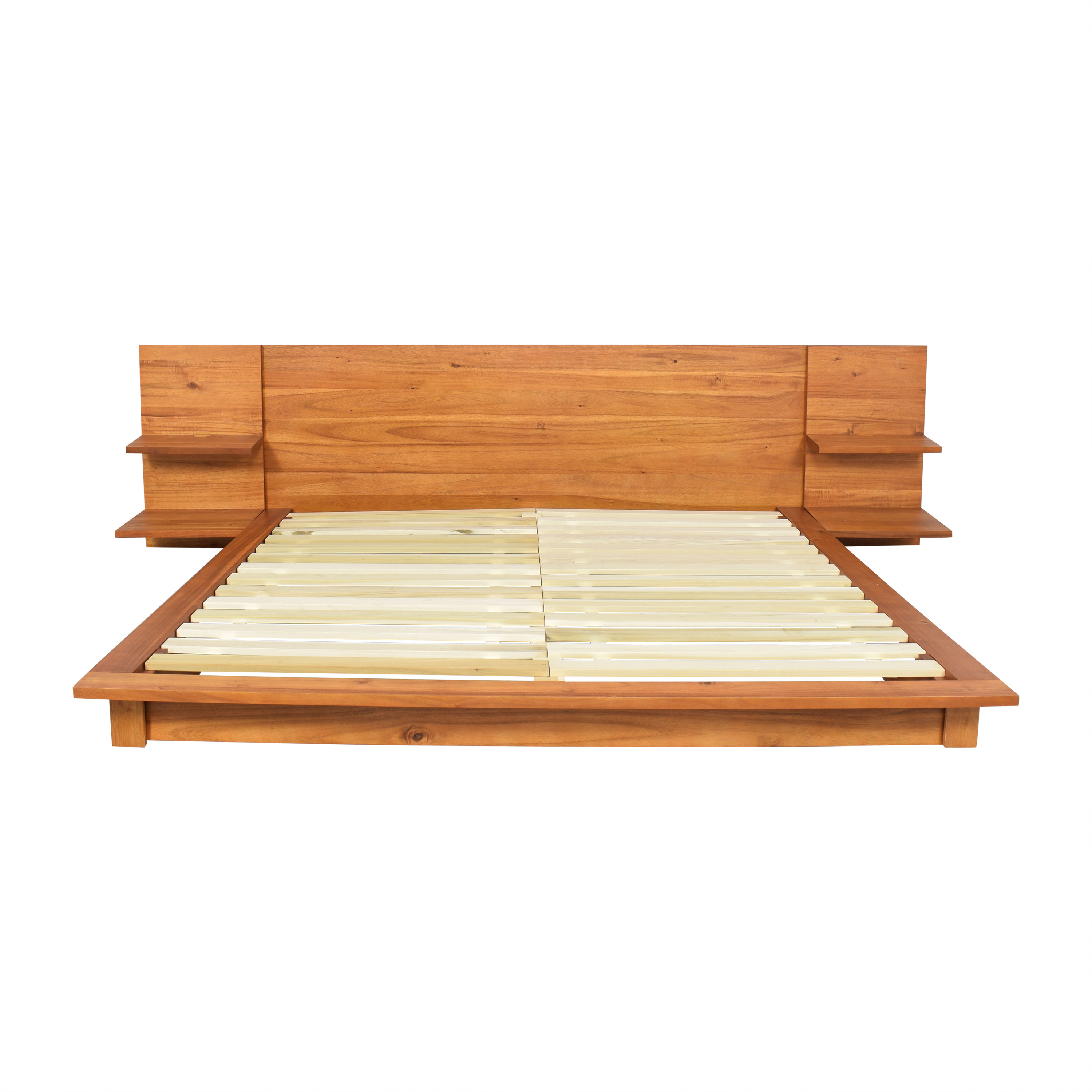 CB2 CB2 Andes King Bed ct