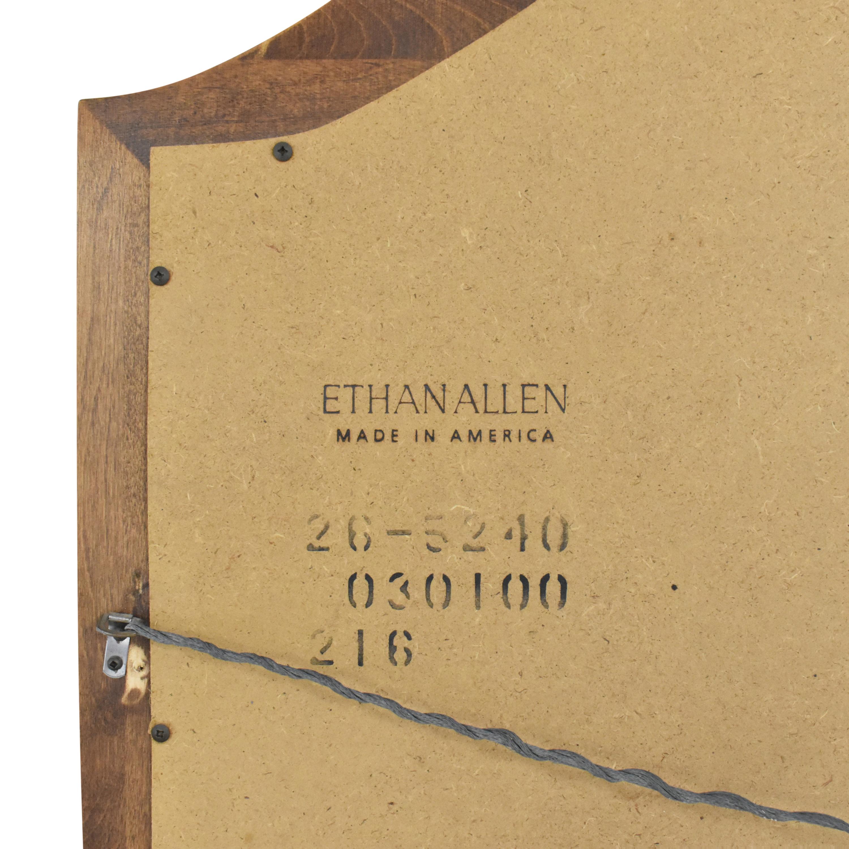 buy Ethan Allen Country French Framed Mirror Ethan Allen Decor