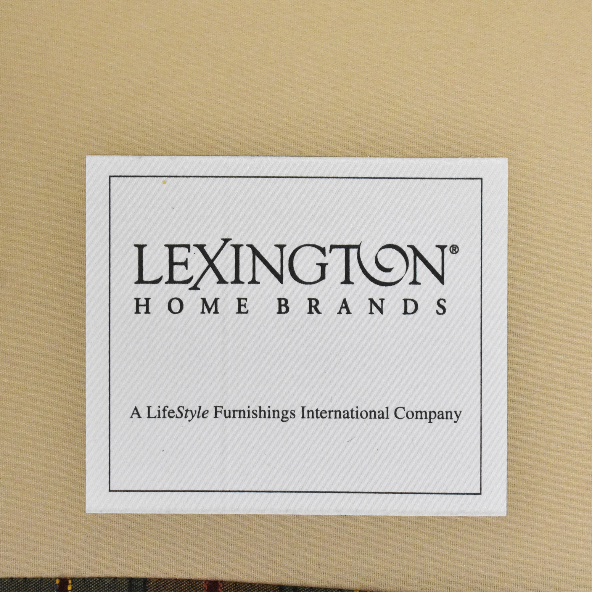 Lexington Furniture Lexington Furniture Upholstered Accent Chair used