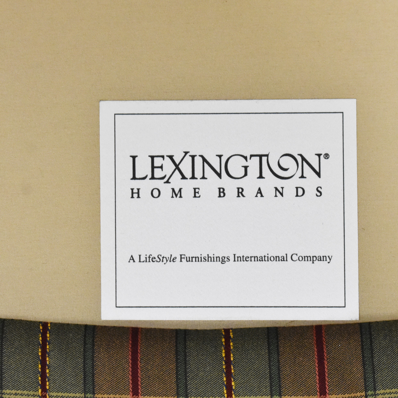 Lexington Furniture Lexington Furniture Upholstered Accent Chair second hand
