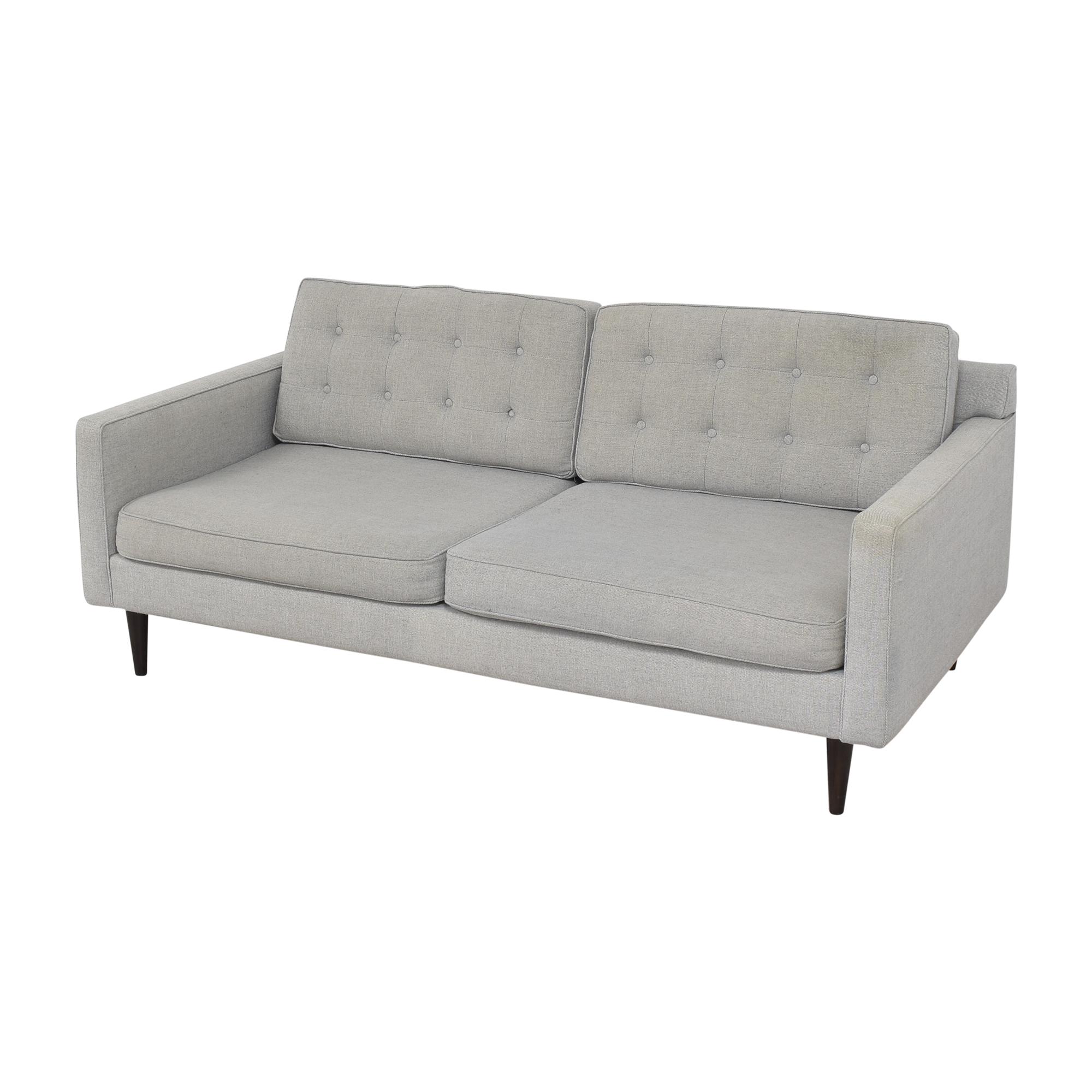 West Elm West Elm Drake Mid Century Sofa price
