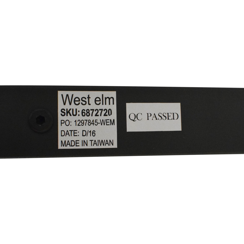 buy West Elm Box Frame Dining Table West Elm