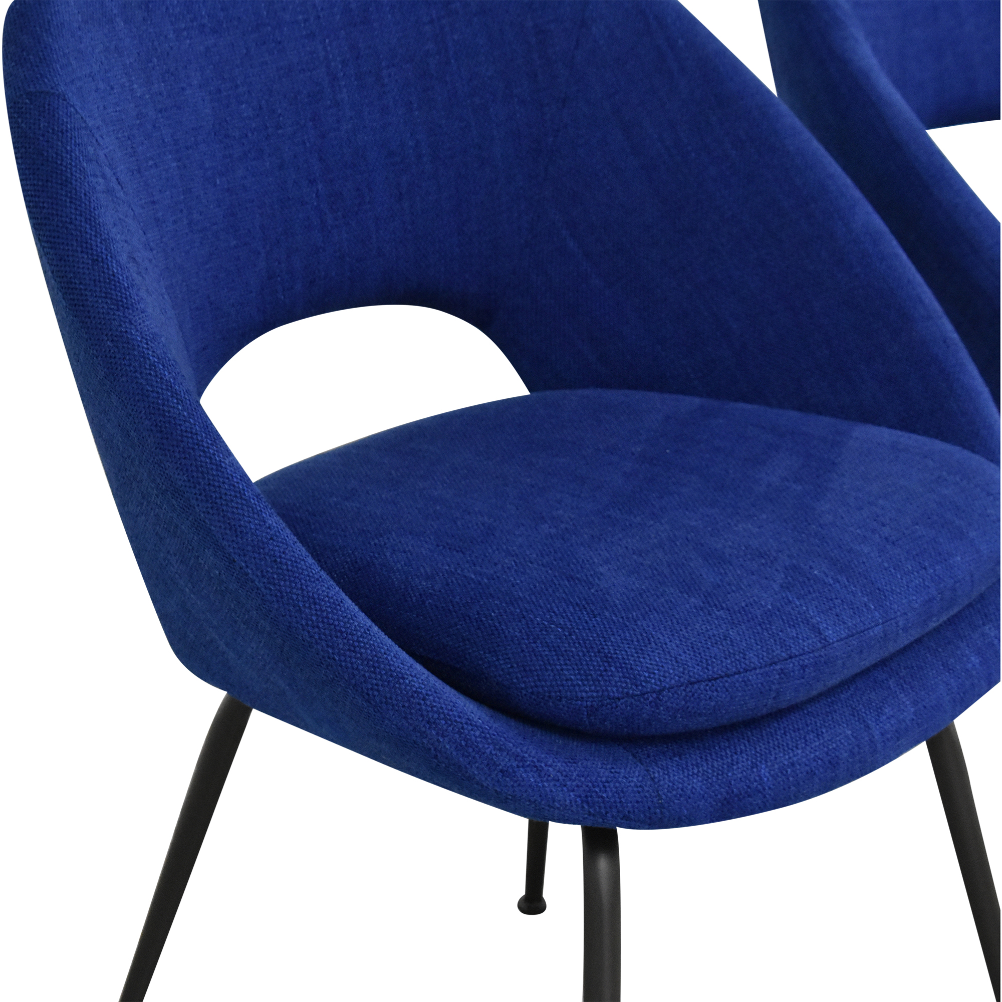 West Elm West Elm Orb Upholstered Dining Chairs