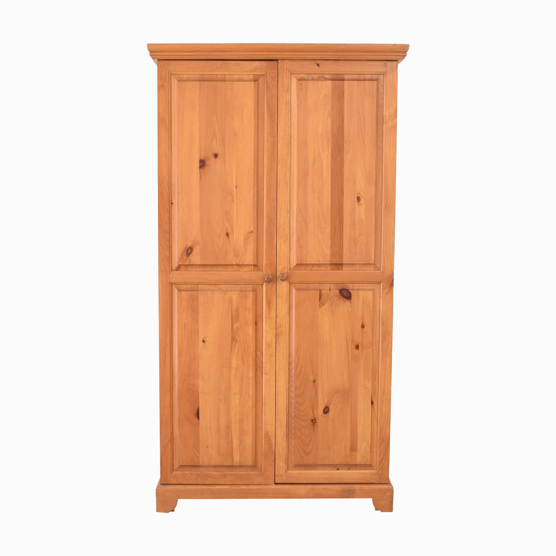 Gothic Cabinet Craft Gothic Cabinet Craft Two Door Wardrobe