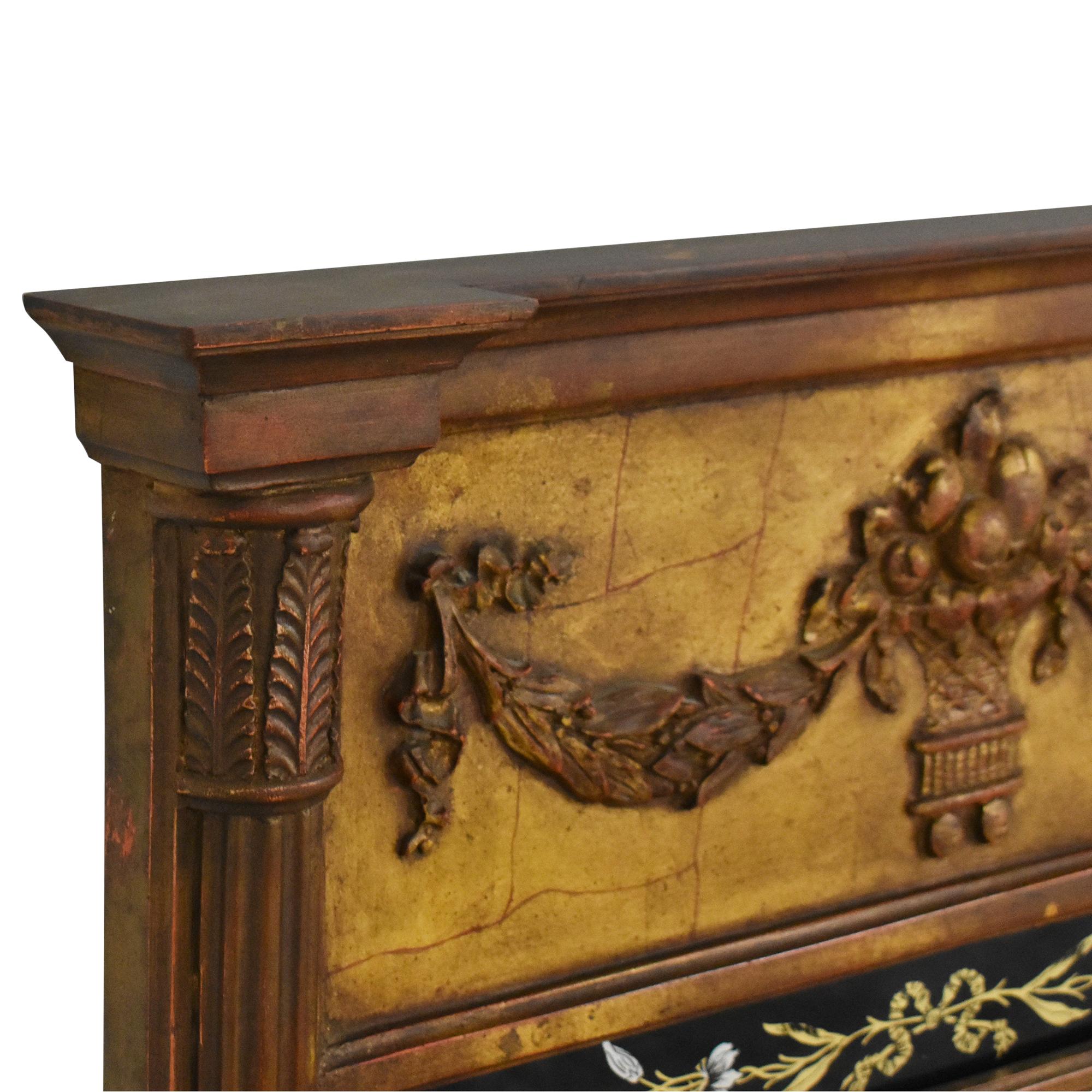 Decorative Trumeau Mirror Decor