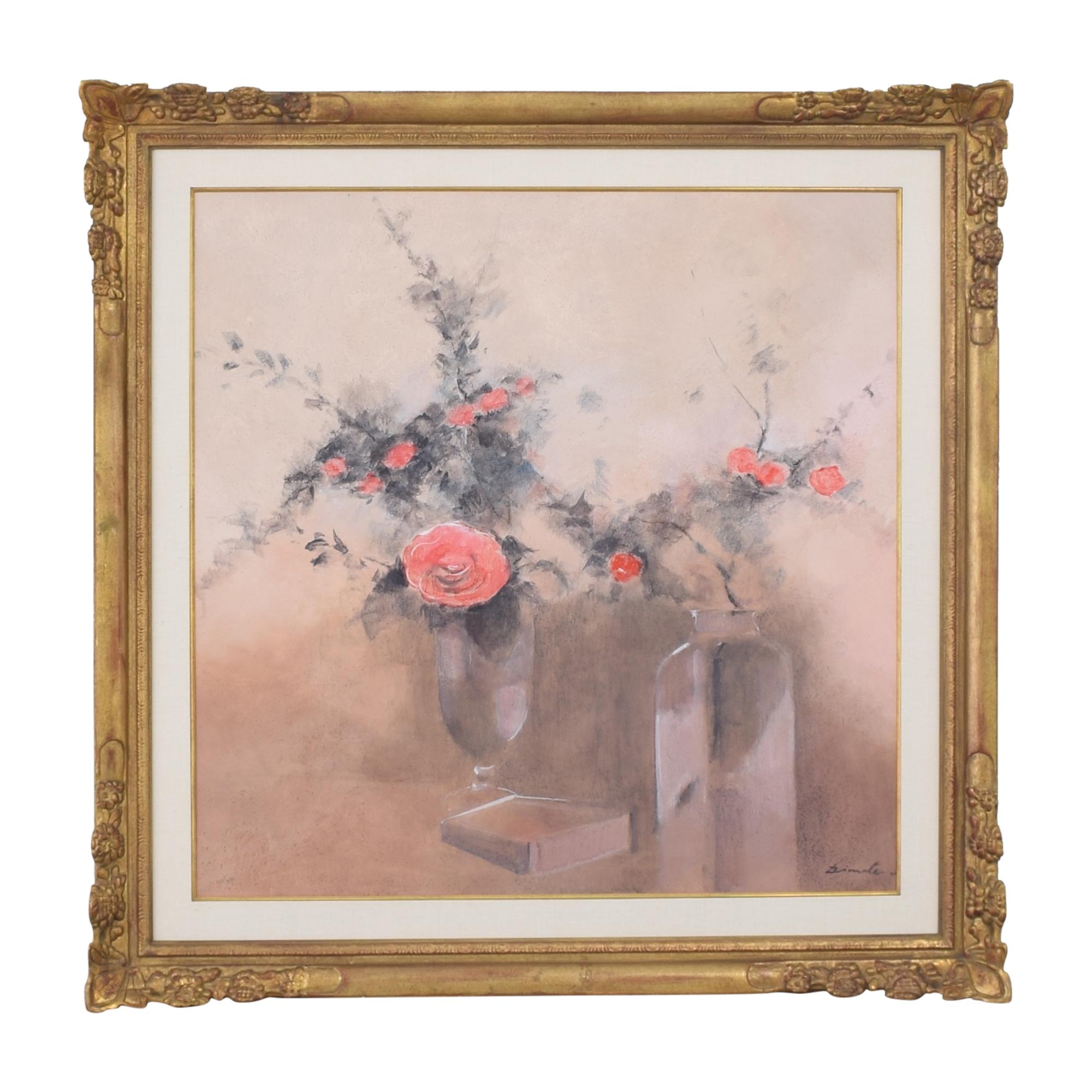 Dimitri Histoff Framed Wall Art pa