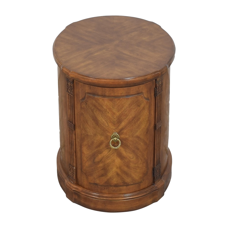 buy Drexel Heritage Laureate Drum End Table Drexel Heritage