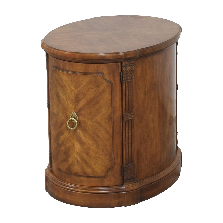 Drexel Heritage Laureate Drum End Table / Tables