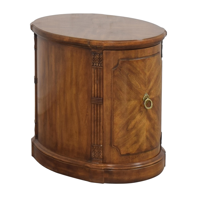 Drexel Heritage Drexel Heritage Laureate Drum End Table for sale