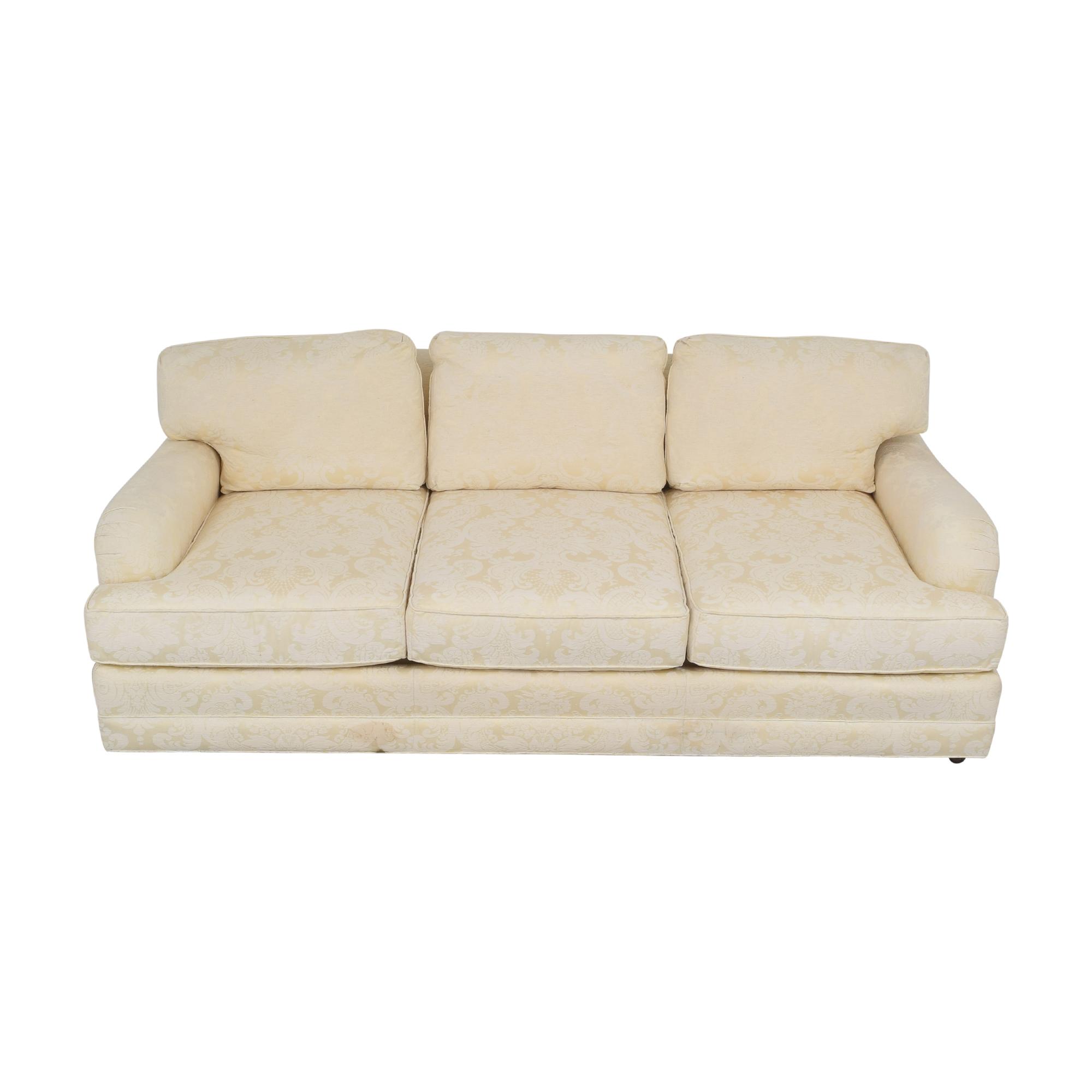 Henredon Furniture Henredon Damask Sofa Sofas
