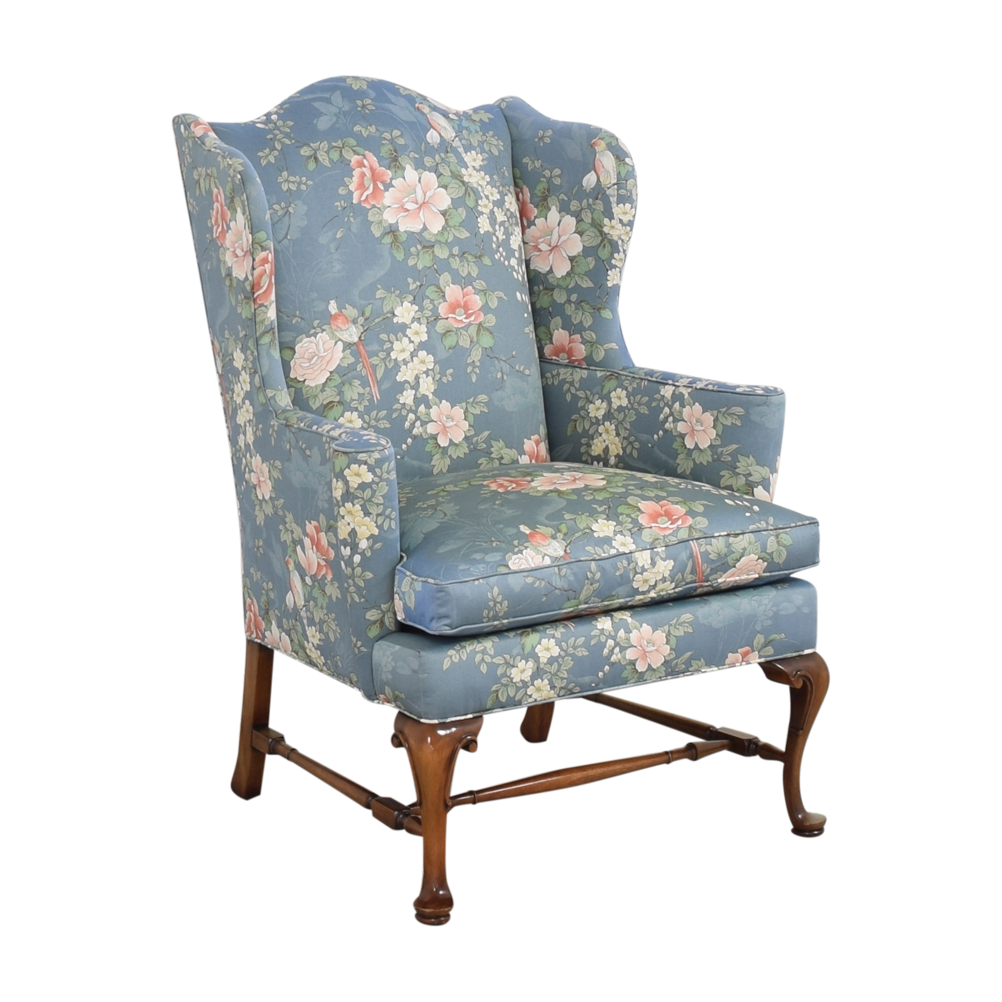 Southwood Southwood Wing Back Accent Chair Accent Chairs