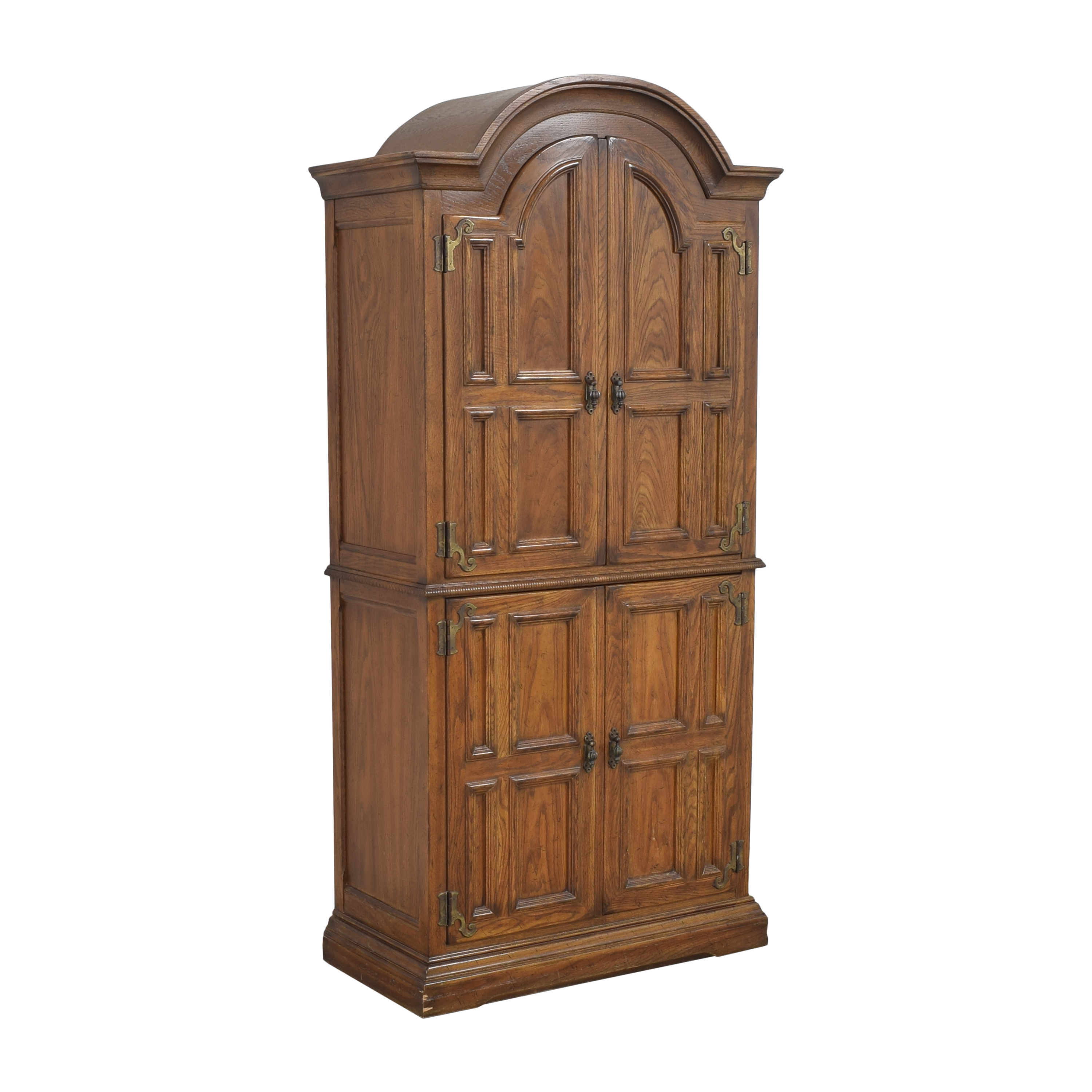 Drexel Country French Armoire Drexel