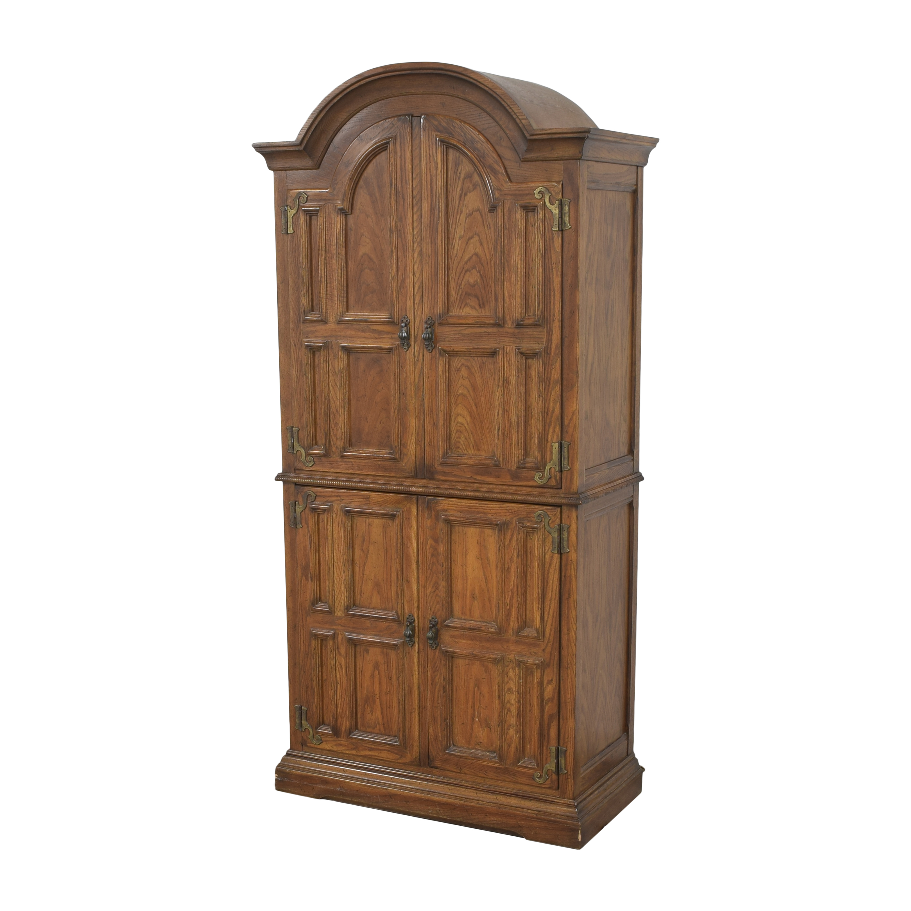 Drexel Country French Armoire / Wardrobes & Armoires