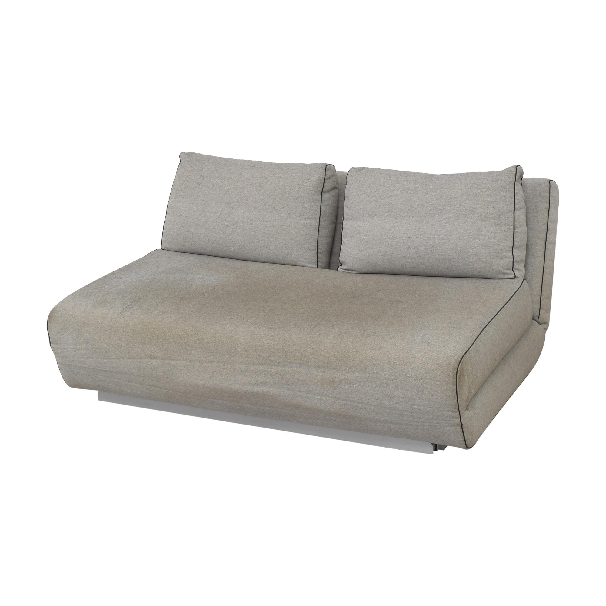 Softline Softline City 2.5 Seater Sofa Bed used