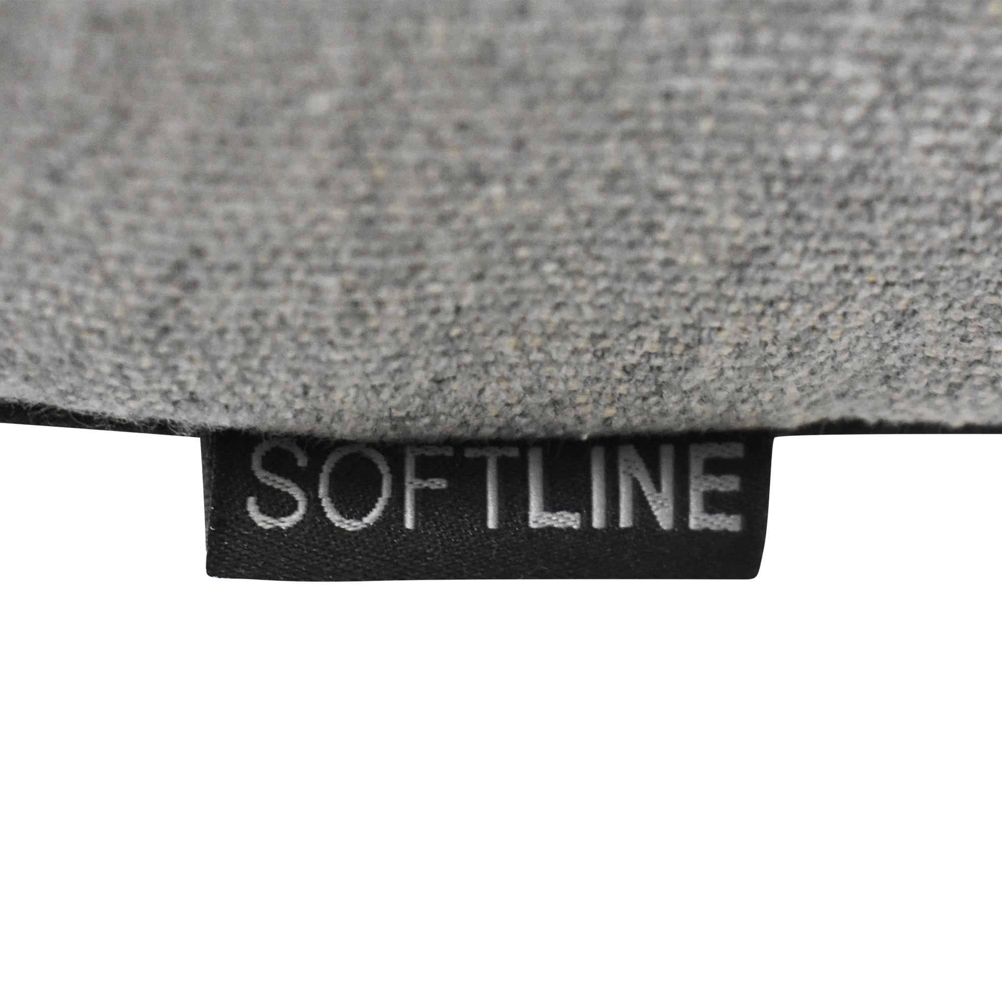 Softline Softline City 2.5 Seater Sofa Bed