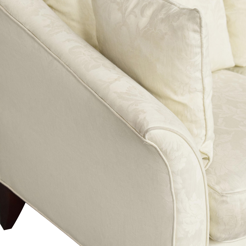 Maurice Villency Three Cushion Sofa / Sofas