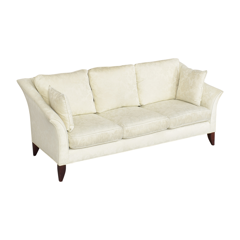 Maurice Villency Maurice Villency Three Cushion Sofa nyc