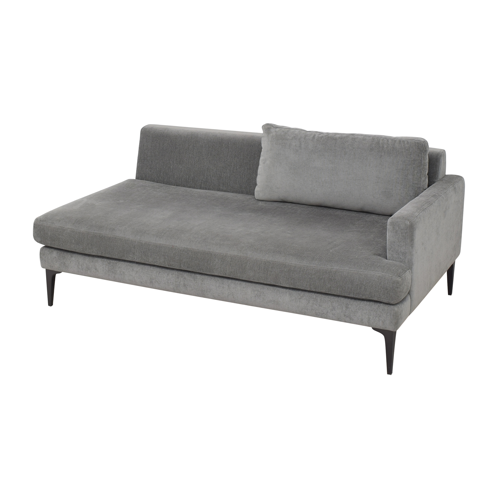 West Elm Andes Right Arm Sofa sale