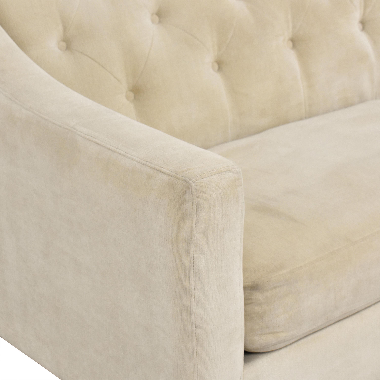 buy Raymour & Flanigan Raymour & Flanigan Densmore Tufted Sofa online