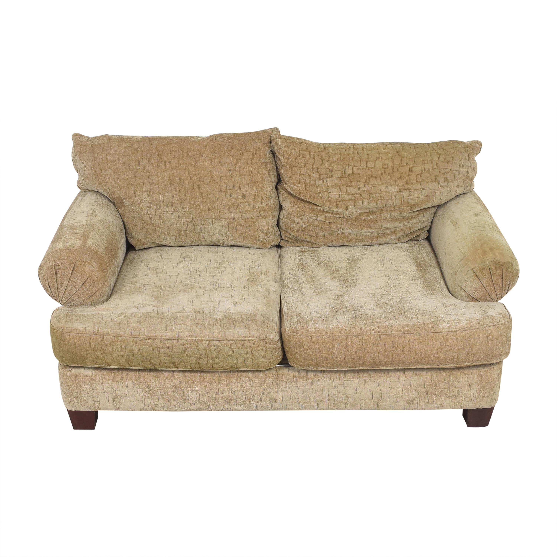 Klaussner Klaussner Two Cushion Sofa nj