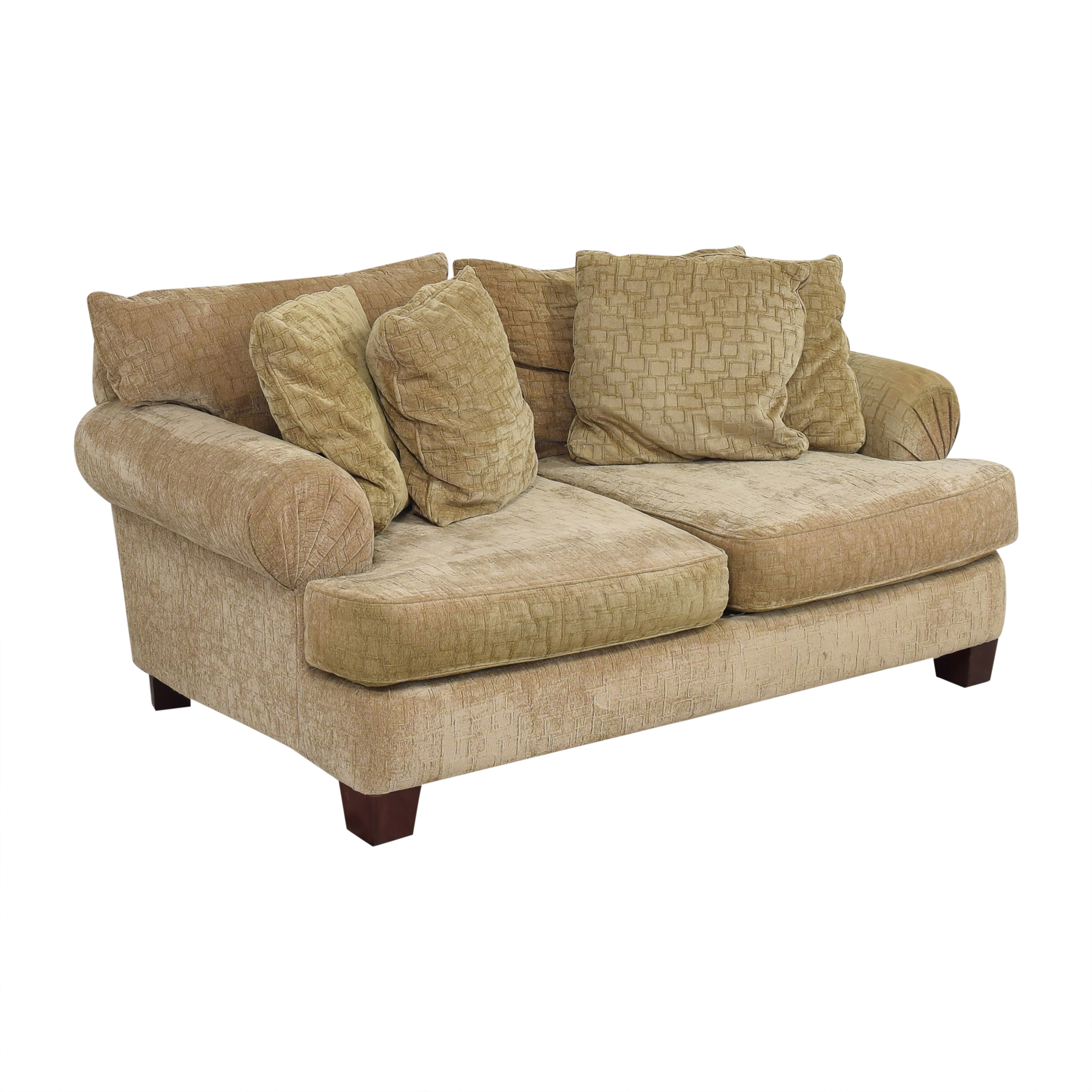 Klaussner Klaussner Two Cushion Sofa second hand