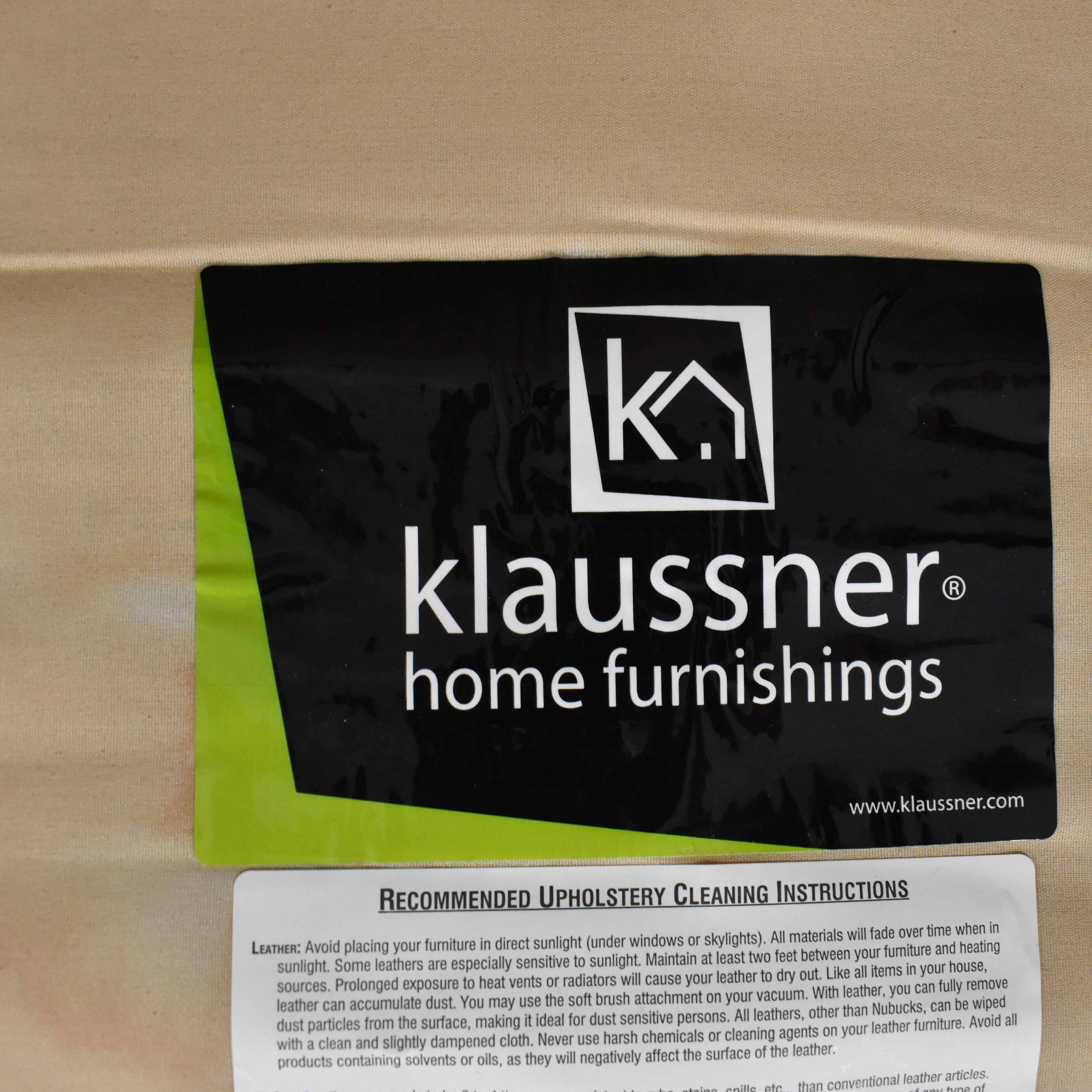 Klaussner Klaussner Roll Arm Chair and A Half coupon