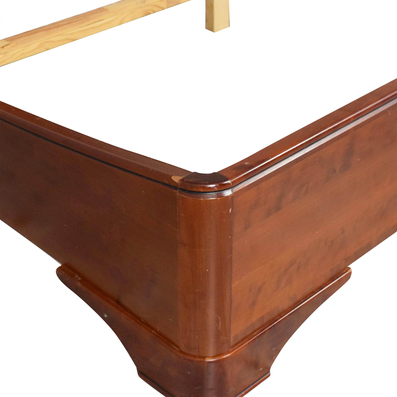 Grange Grange King Demi Sleigh Bed used