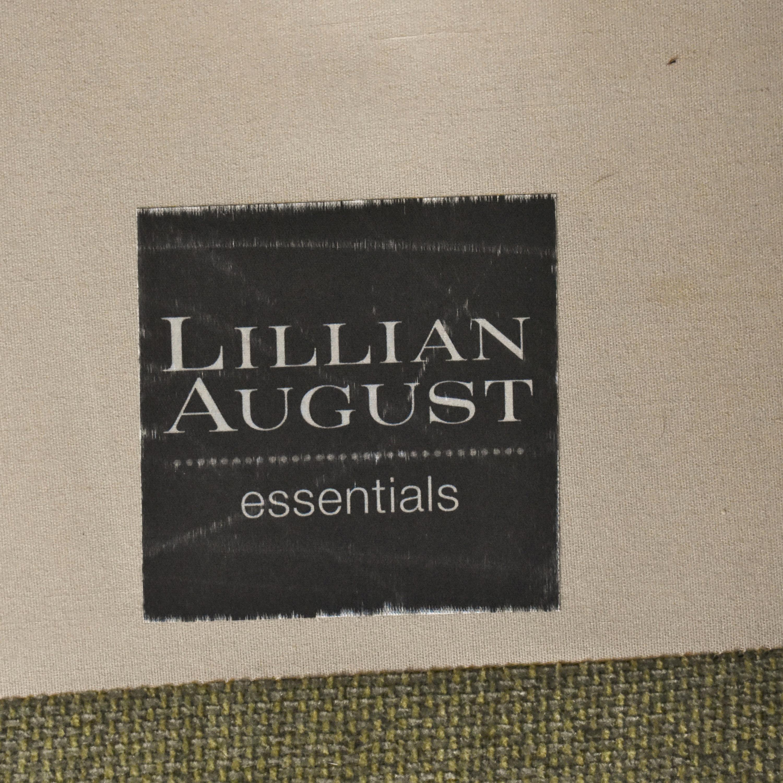 shop Lillian August Essentials Sofa Lillian August Sofas