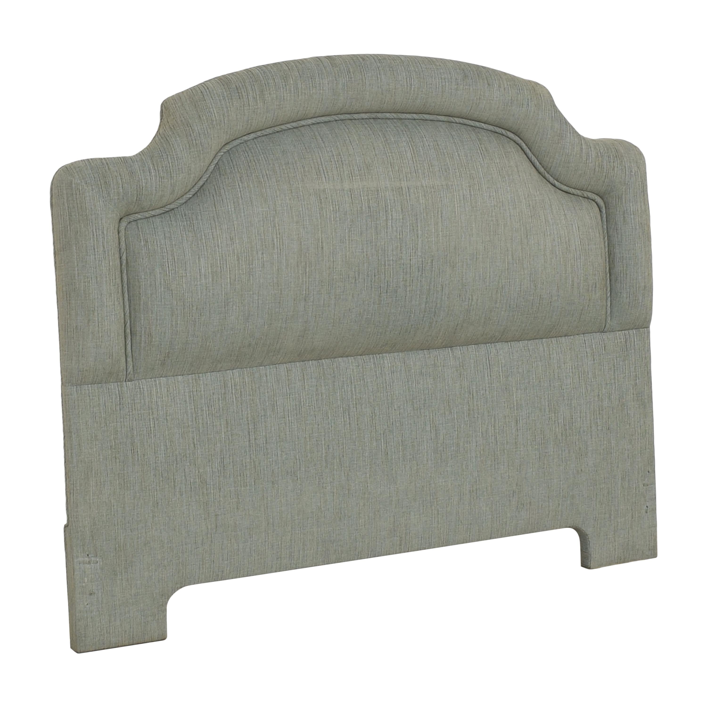 Custom Upholstered Queen Headboard discount