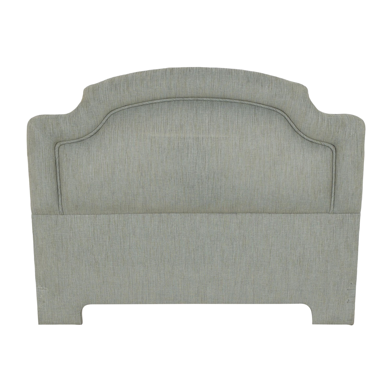 Custom Upholstered Queen Headboard pa