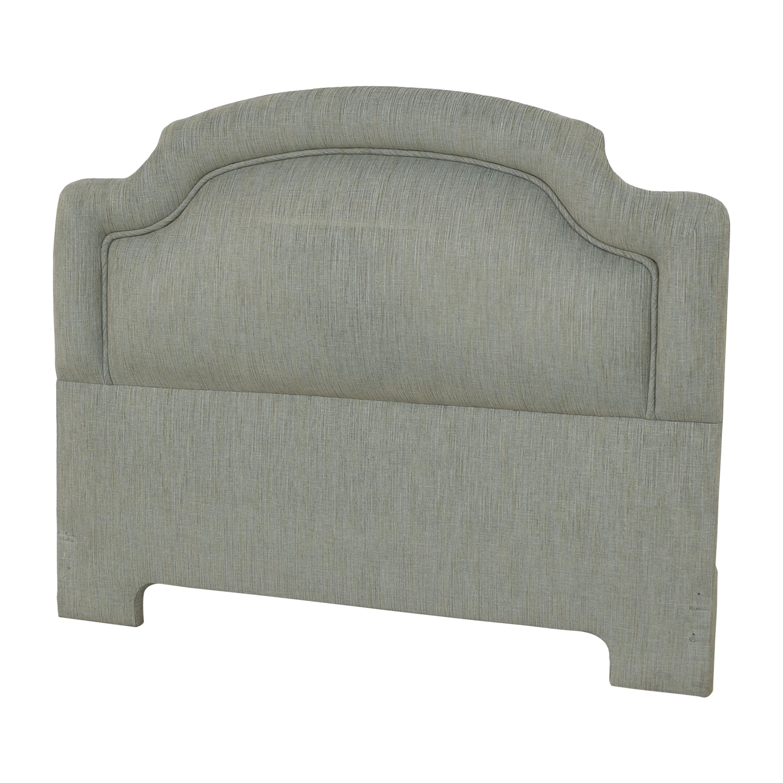 Custom Upholstered Queen Headboard