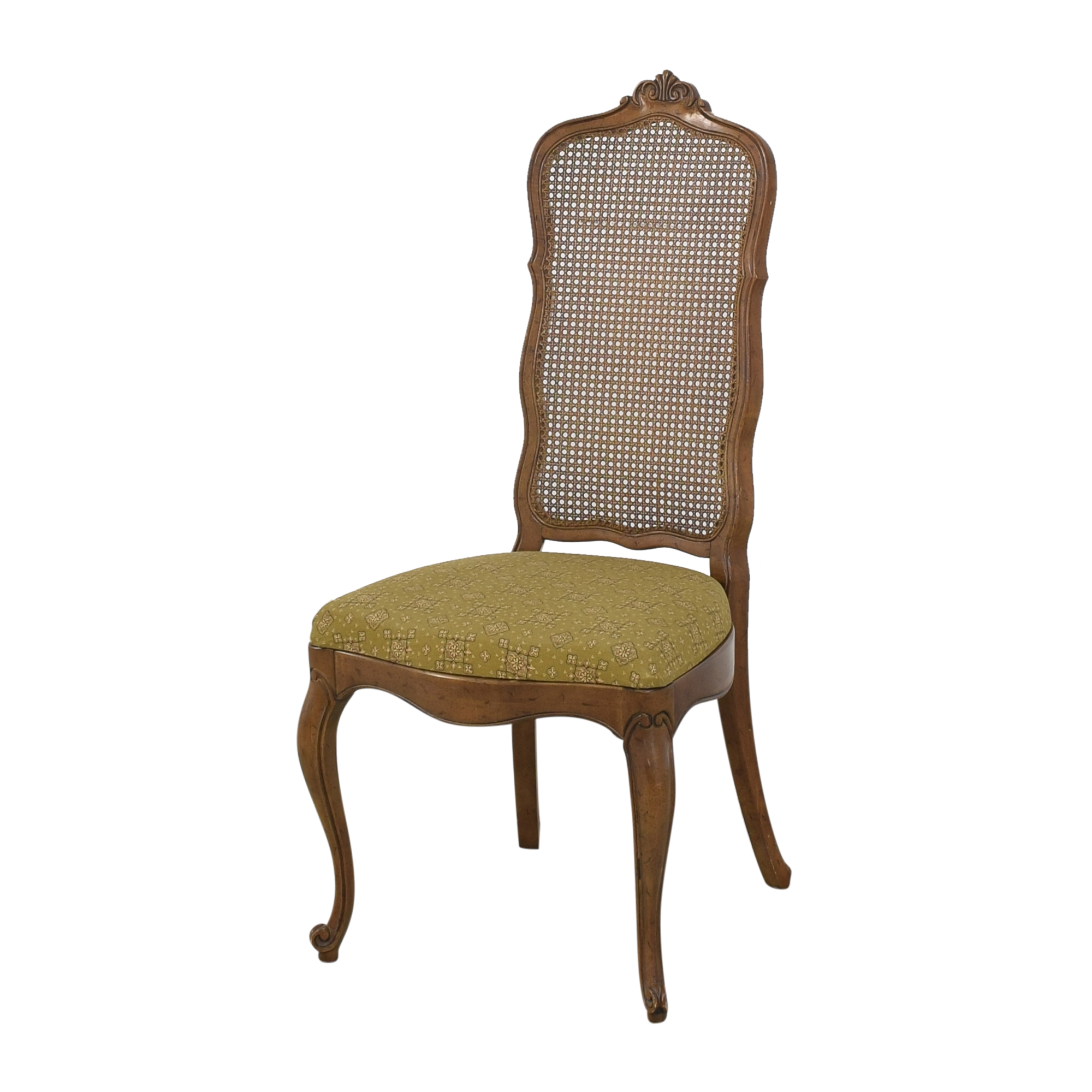 Drexel Drexel Touraine Dining Chairs dimensions