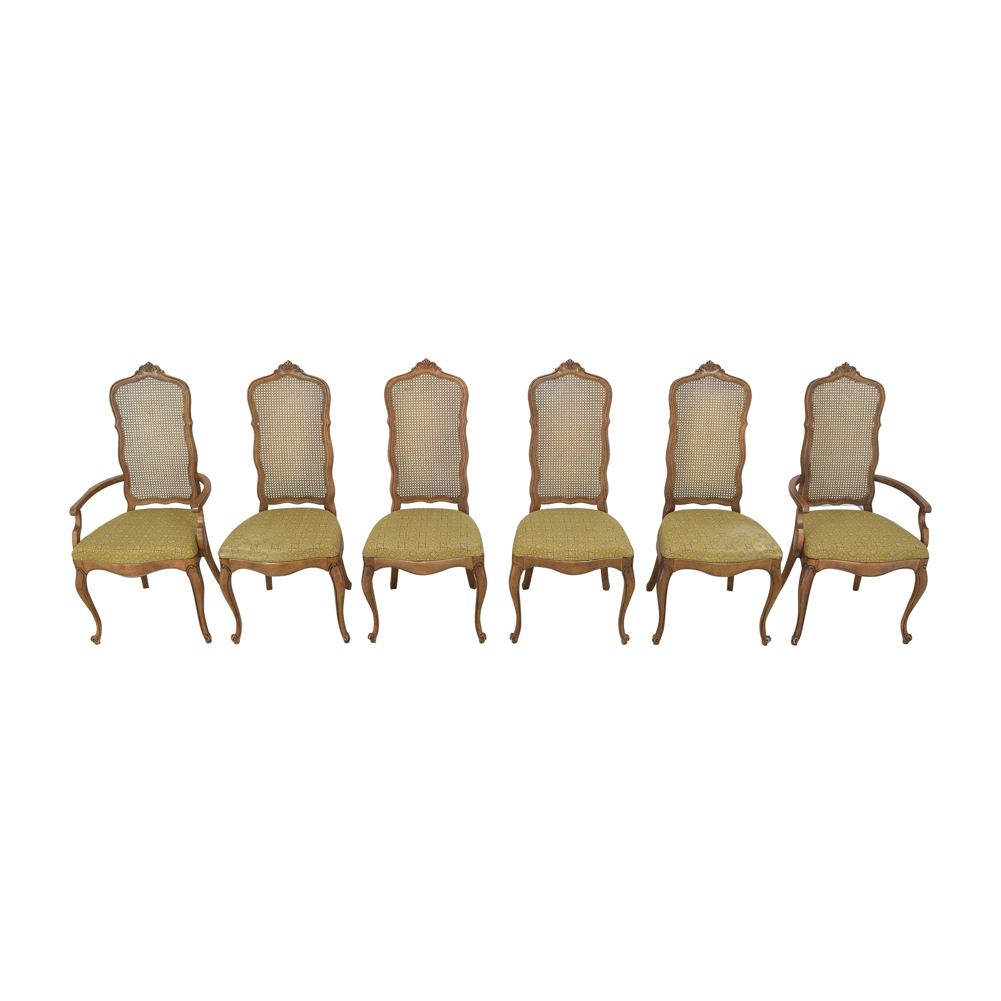 Drexel Drexel Touraine Dining Chairs Dining Chairs