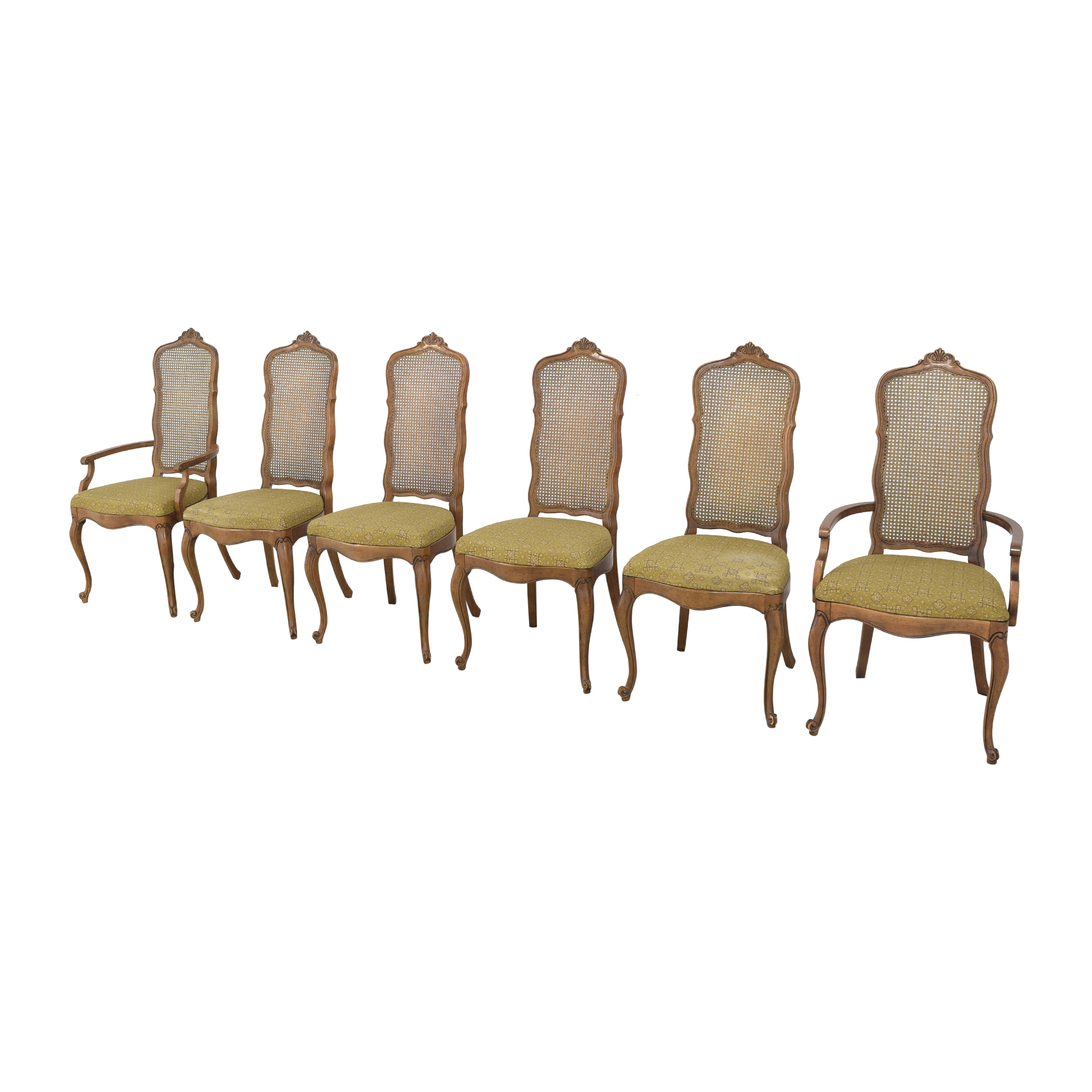 Drexel Drexel Touraine Dining Chairs