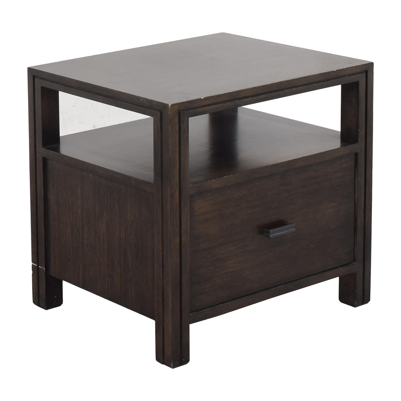 shop Maria Yee for Crate & Barrel Side Cabinet Crate & Barrel Storage