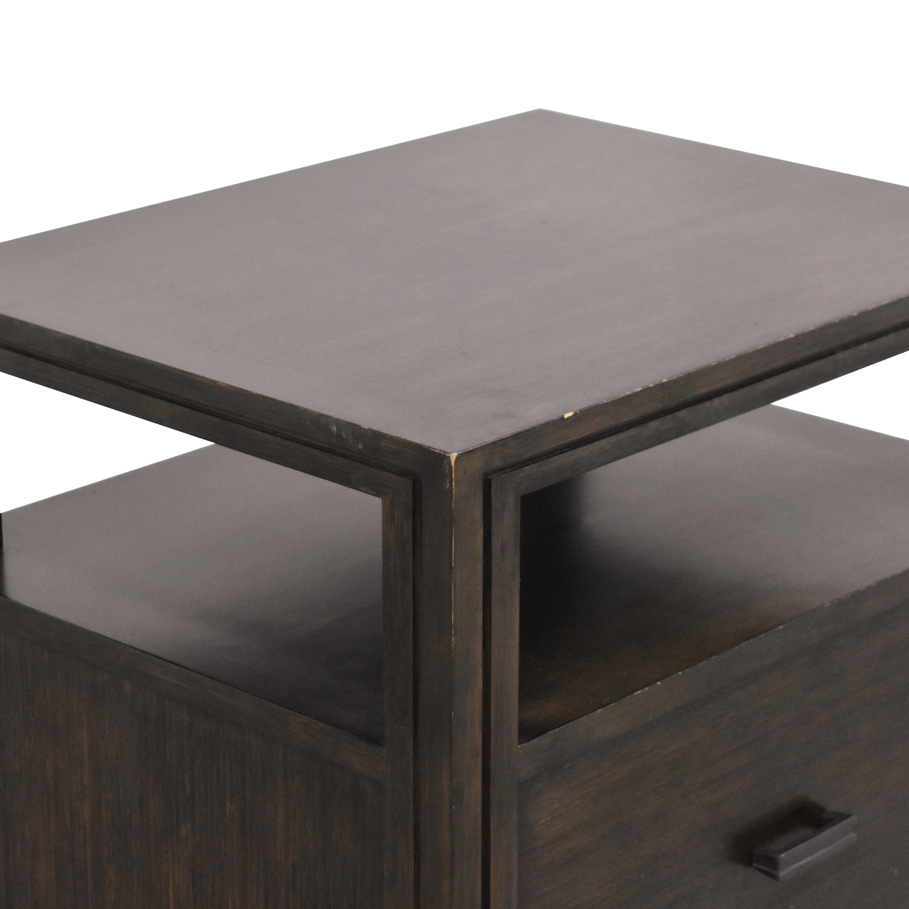 Maria Yee for Crate & Barrel Side Cabinet sale