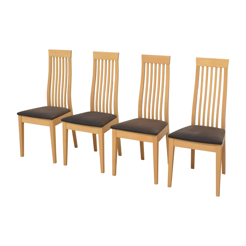 Calligaris Calligaris Chicago Dining Chairs ct