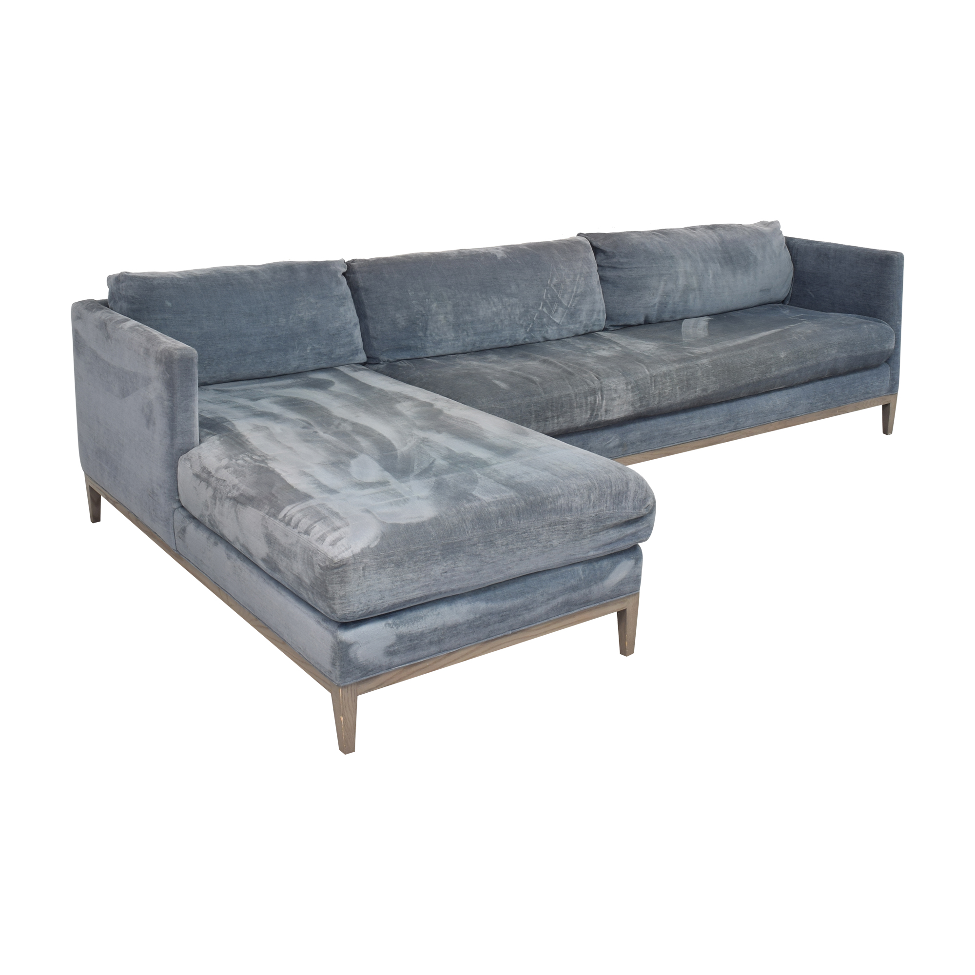 Lee Industries Lee Industries Chaise Sectional Sofa used