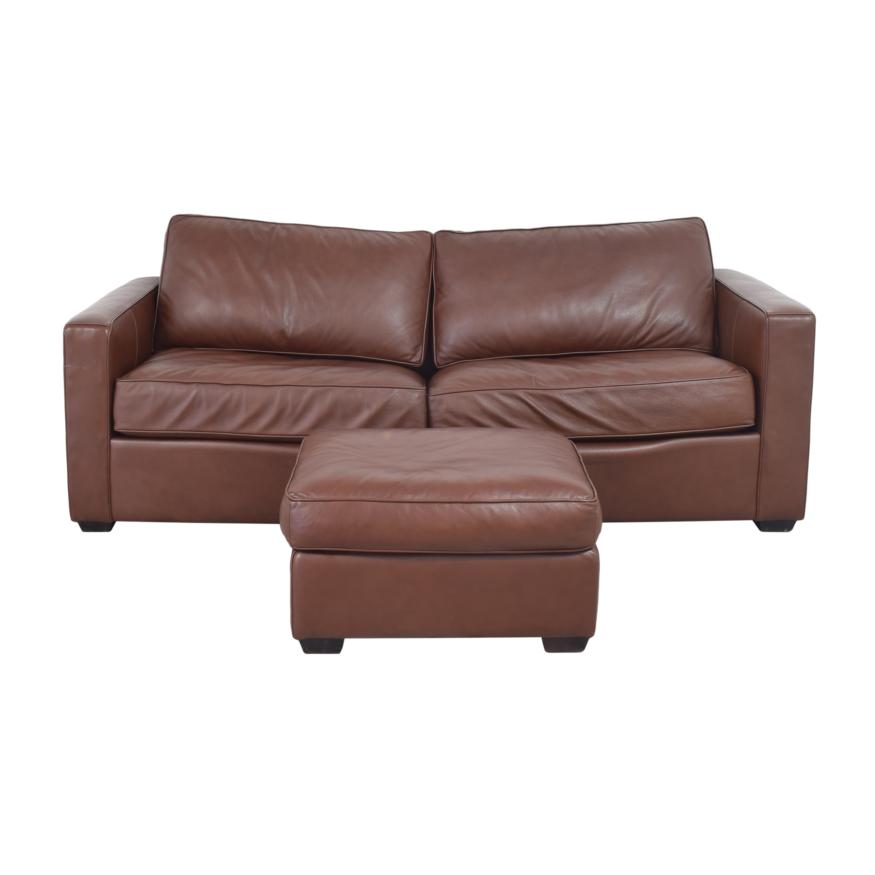 Room & Board Room & Board Ian Sleeper Sofa with Ottoman on sale