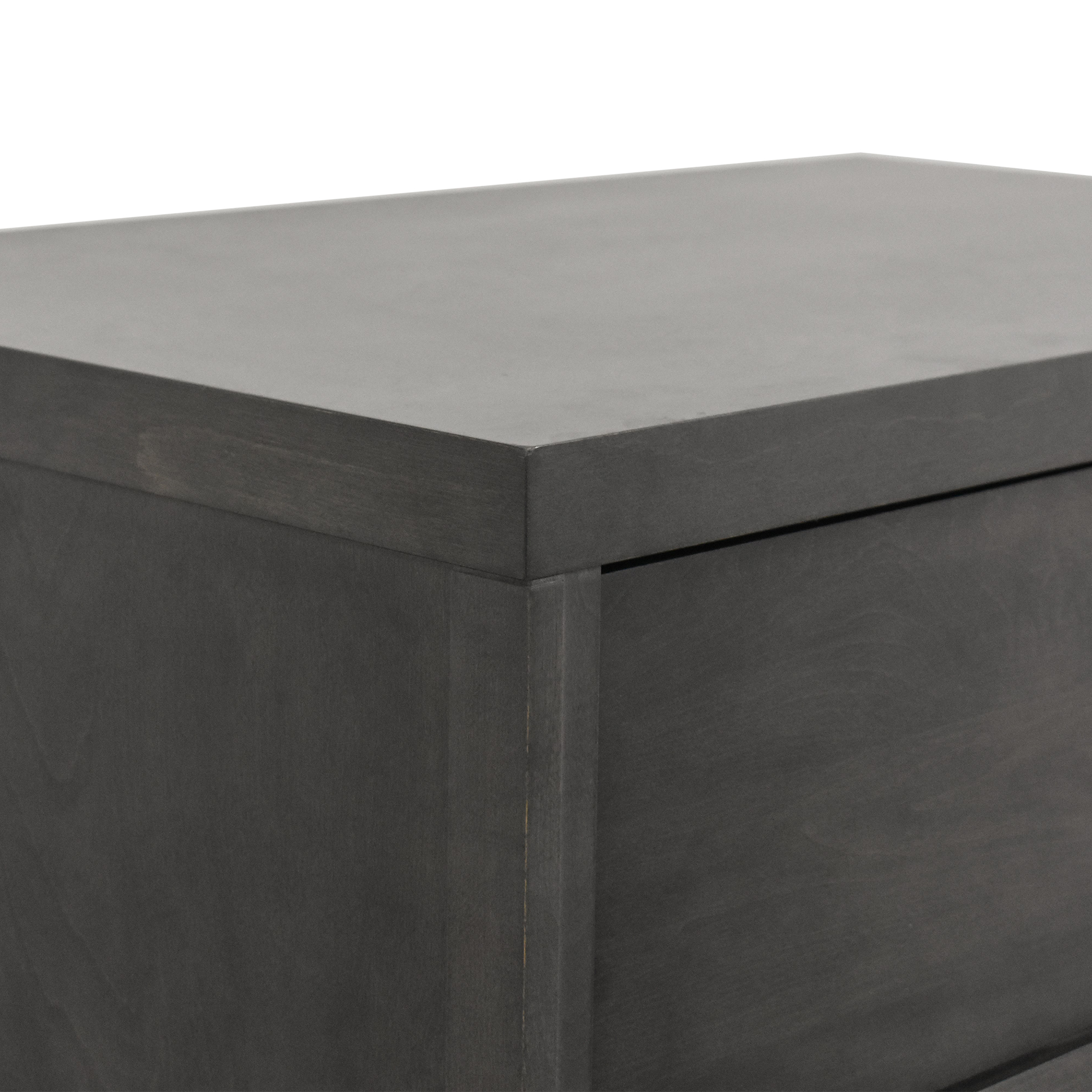 Baronet Baronet Silver Five Drawer Chest dimensions